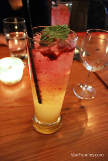 Gastown Riot mocktail