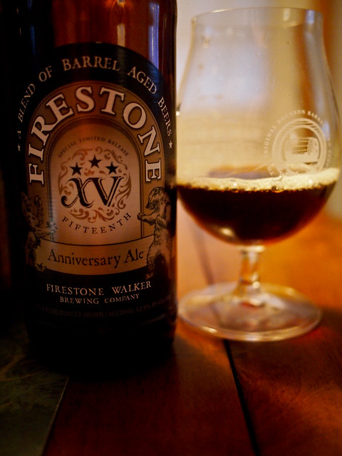 Firestone Walker 15 (XV)