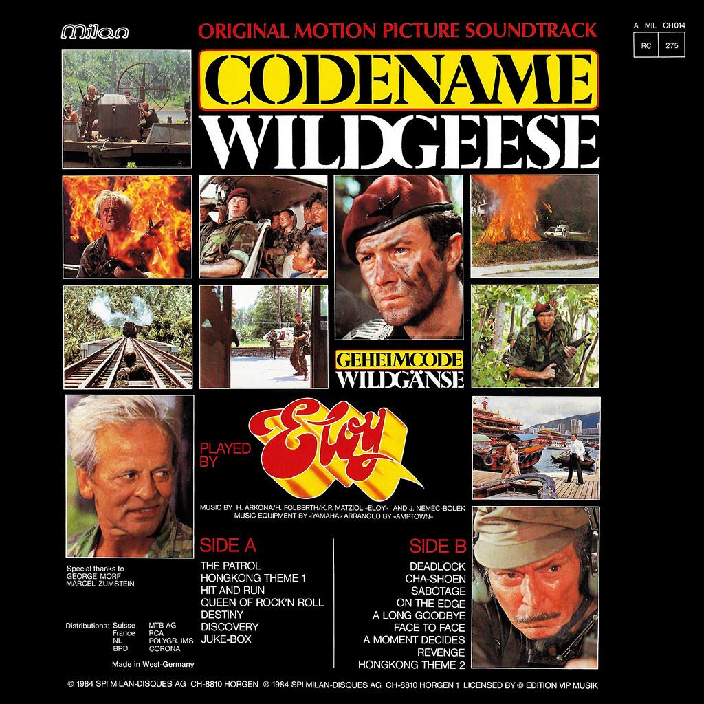 Eloy -  Codename Wildgeese