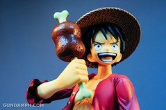 Monkey D. Luffy - P.O.P Sailing Again - Figure Review - Megahouse (34)