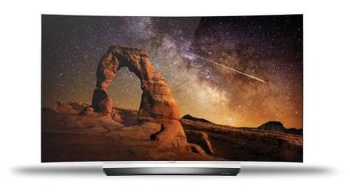LG OLED TV 55C6T