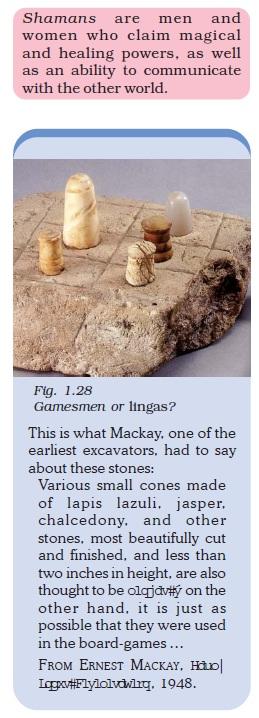 NCERT Class XII History Part 1 Theme 1 - Bricks, Beads And Bones