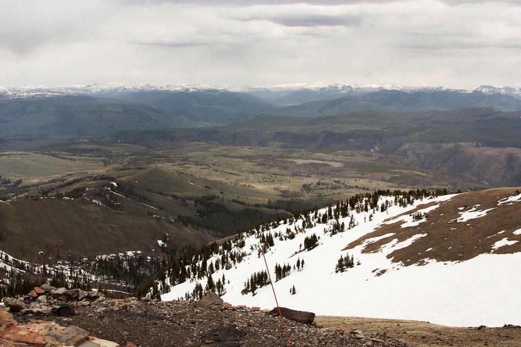 Mt. Washburn Hike