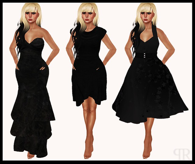 Princess Oddities Dresses 2
