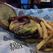 The Tilted Kilt - the burger
