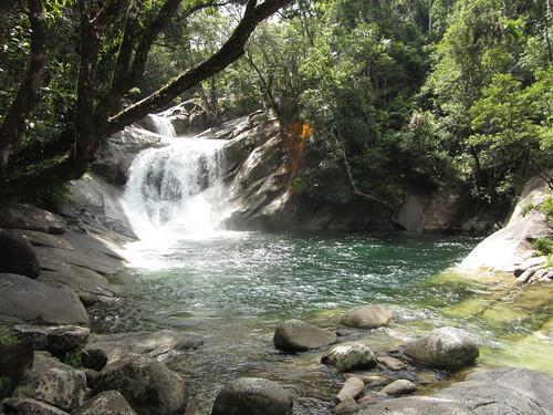 josephine falls, top pool