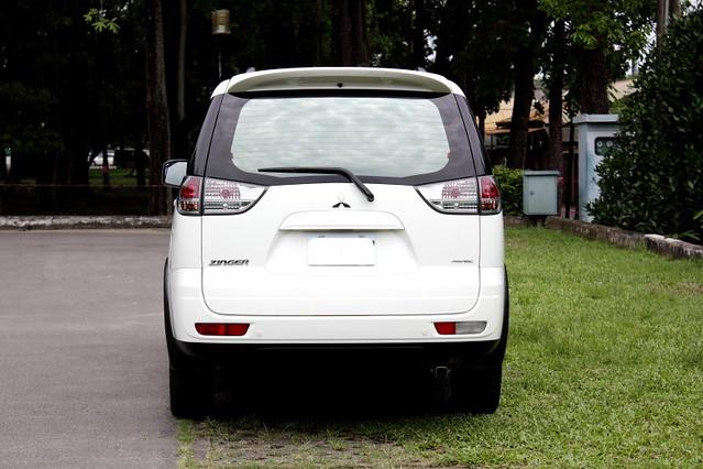 三菱 Mitsubishi Zinger 2012 版開箱與個人心得文.圖多小心 @ dEsiGn 豬賽的