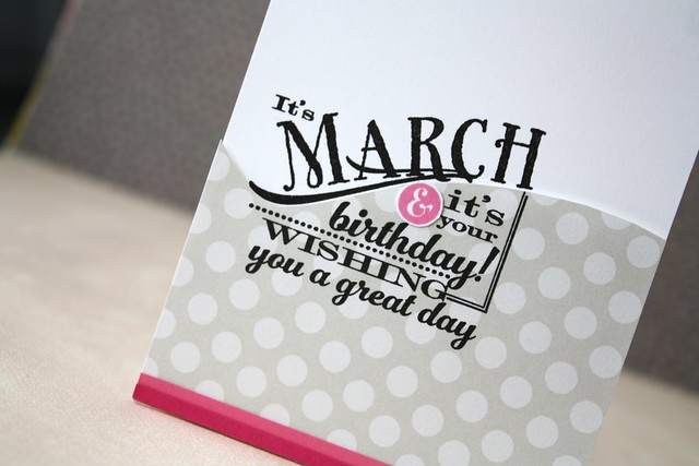PTI~Birthday Classics March