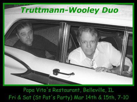 Truttmann-Wooley Duo 3-14, 3-15-14