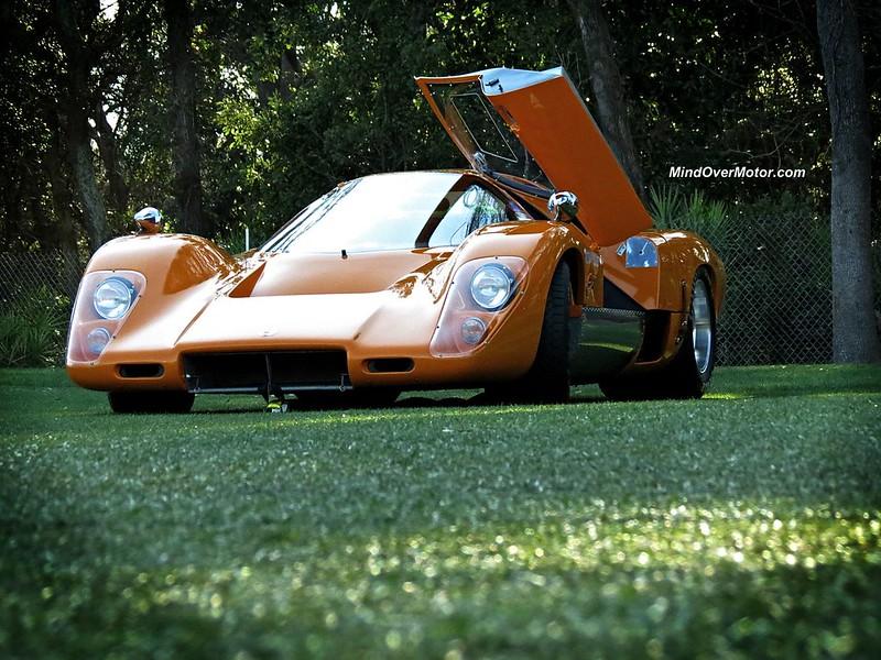McLaren M6B GT
