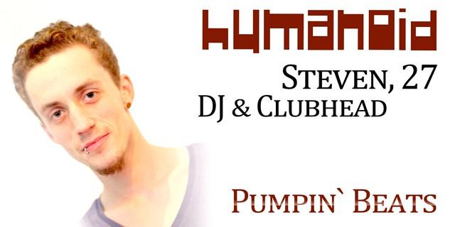 HUMANOID: Steven