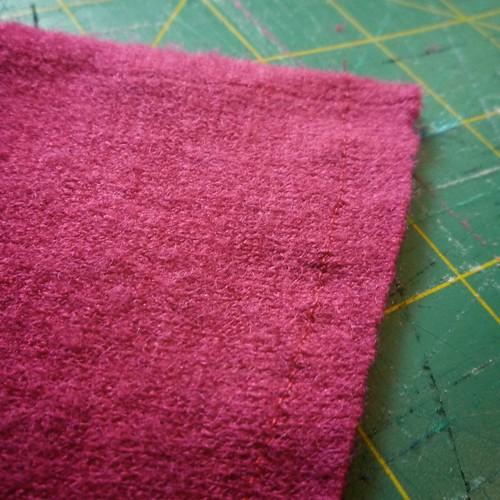 sweater straitght stitch