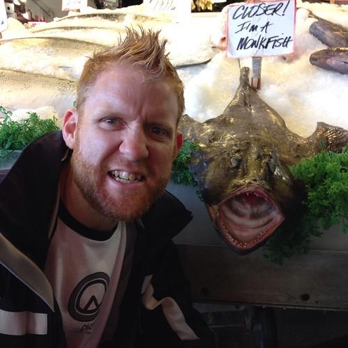Monkfish...and Nick