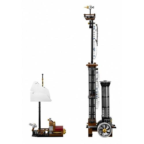 The LEGO Movie 70810 MetalBeard's Sea Cow set 5
