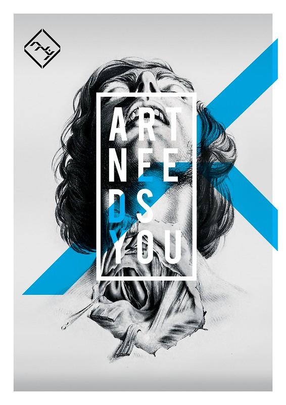 Barclays L'Atelier - Art Needs You 1