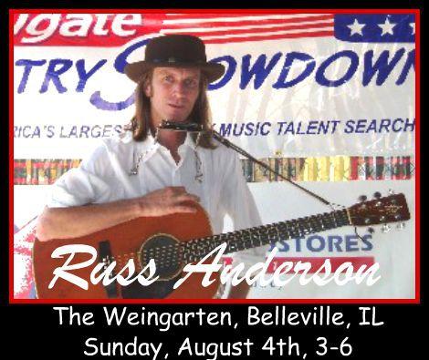 Russ Anderson 8-4-13