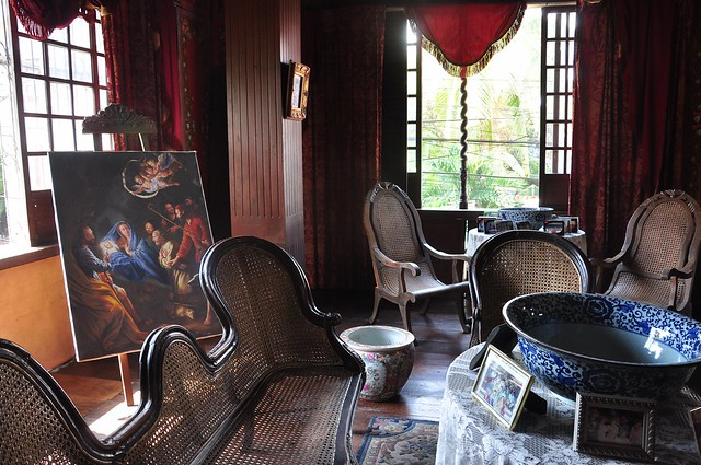 Touches of Chinoiserie