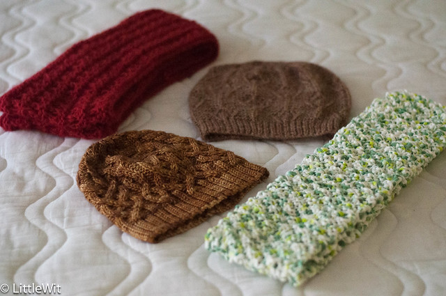 Knitting Challenge Update #2