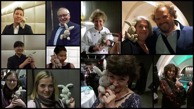 Taste Canada Awards Gala Meets Travel Bunny
