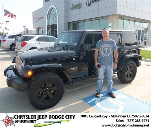 Happy Birthday to Stuart A Mccoy from Bobby Crosby  and everyone at Dodge City of McKinney! #BDay by Dodge City McKinney Texas