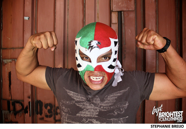 Luchadores Art Whino DC Photos Brightest Young Things Stephanie Breijo30