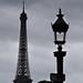 Tour d'Eiffel - Paris June 2013