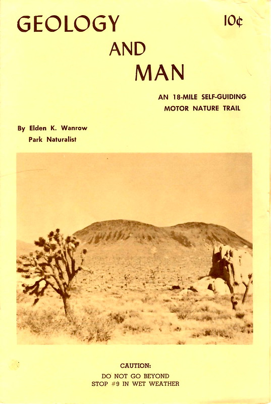 Geology and Man, Cover