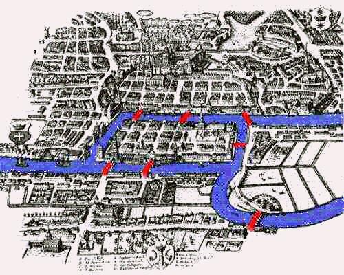 Les 7 ponts de Königsberg