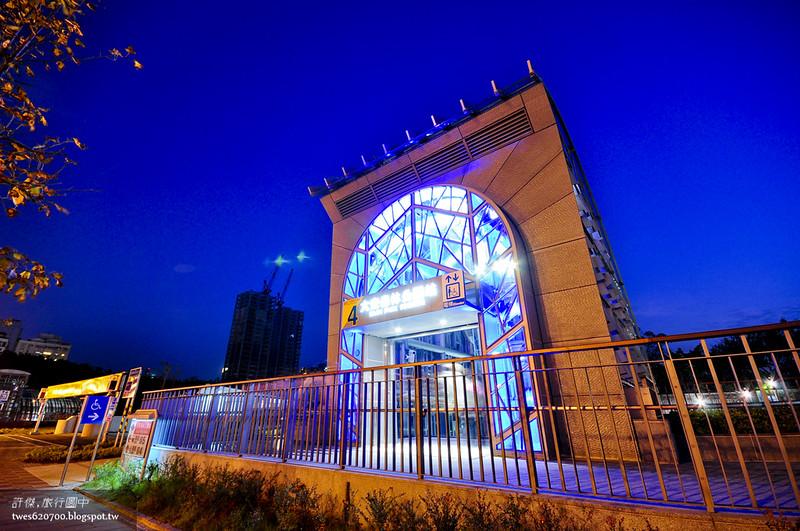 臺北、大安|發光的寶盒.捷運大安森林公園站 - 旅遊行程分享版 ::::Citytalk城市通