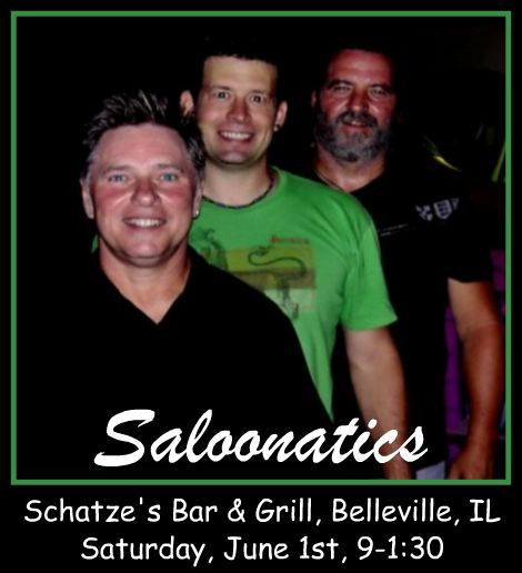 Saloonatics 6-1-13