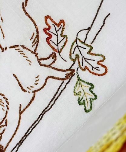 Squirrel Pillowcases