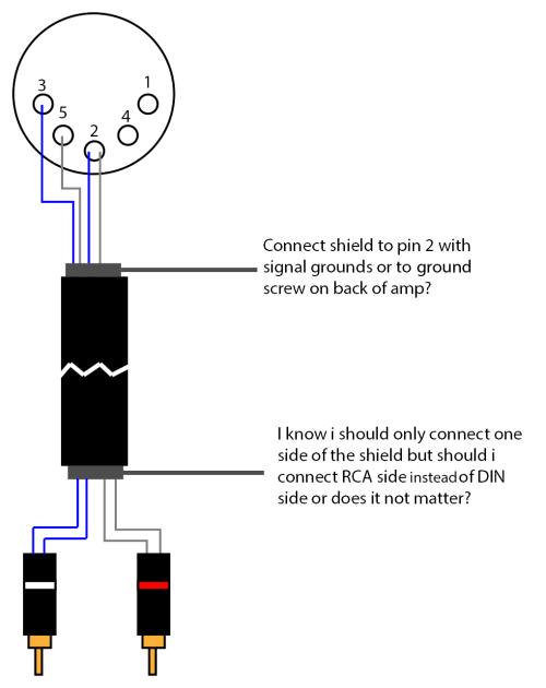 small resolution of 8 pin din connector wiring diagram get free image about bose 601 bose 901