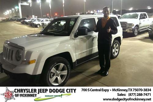 Happy Birthday to Franklin Haller from Joe Ferguson  and everyone at Dodge City of McKinney! #BDay by Dodge City McKinney Texas
