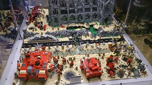 Wroclaw 2014 Wystawa klockow LEGO Klockomania 13-3