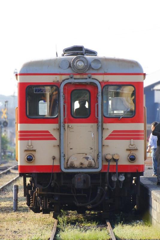 Hitachinaka Seaside Railway DC kiha 2005