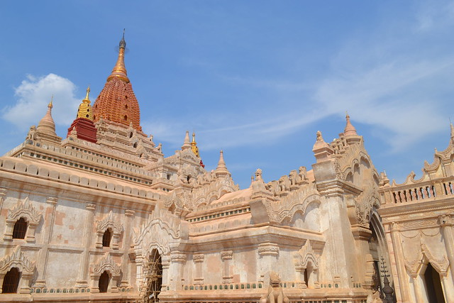 Templo Ananda Bagan
