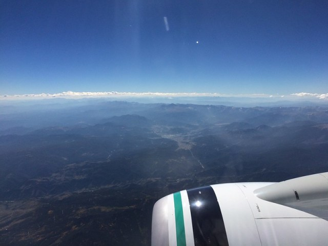 Picture from Seattle to Denver Flight