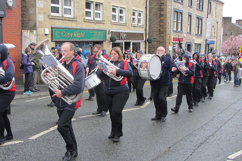 Uppermill Walks, National Methodist Brass Band