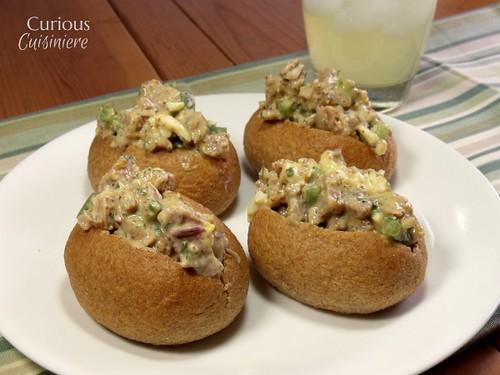 Curious Cuisiniere Ham Salad 1