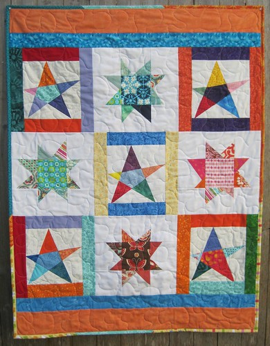 Star Quilt for Jewells' PL