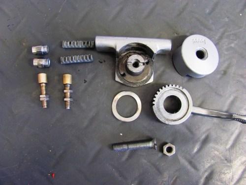 Choke Assembly Parts