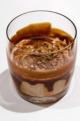 Whiskey Chocolate Martini