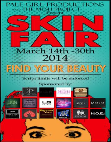 skin fair