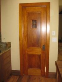 Hohner Pantry Door (Pocket Door) - Cedar Mountain, NC ...