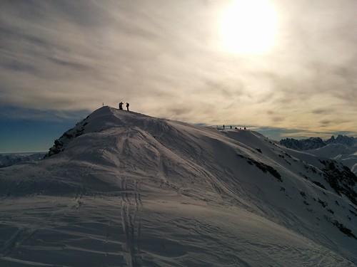 Gipfel Rotlahner 2.735 m