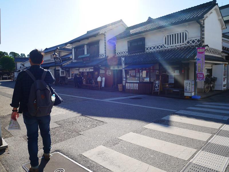 【大阪自由行】八、『 倉敷美觀一日散策 』攻略上集。推薦好玩。漫步在古色古香的黑瓦白牆。垂柳綠茵 ...