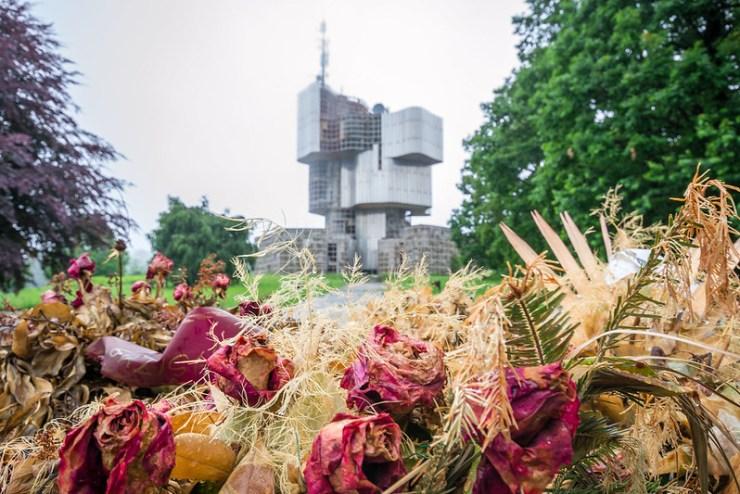 Monument to the uprising of the people of Kordun and Banija - Petrova Gora