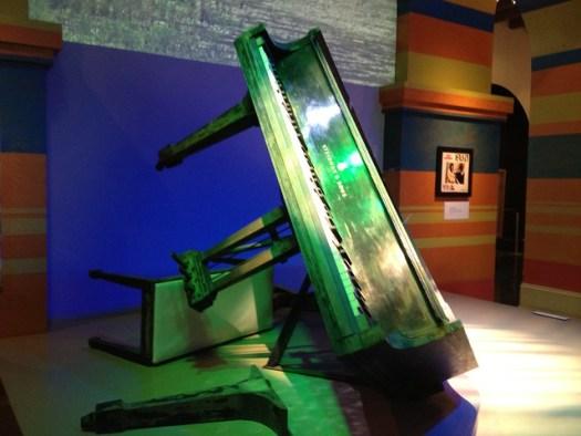 Fats Domino's Piano, Louisiana State Museum