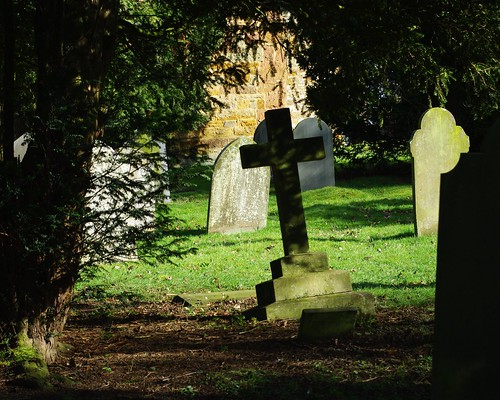 20120219-33_All Saints Church Gravestones - Lilbourne by gary.hadden