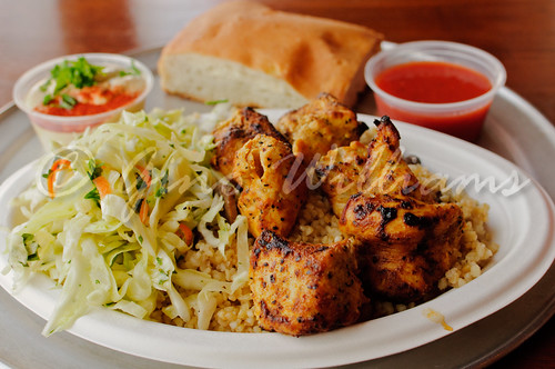 Armenian Chicken Plate